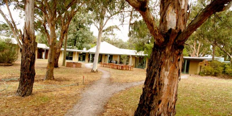Image result for Wycliffe retreats kangaroo ground